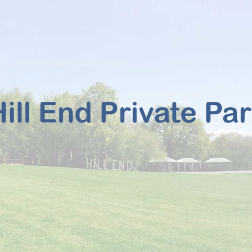 Hill End Private Park